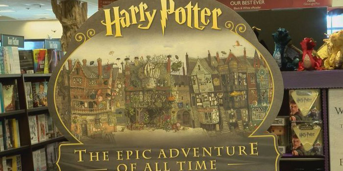 Harry Potter fans unite for Deathday Party in Gulfport