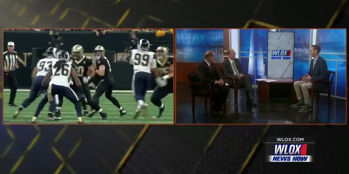 Dave, Doug, and Patrick look ahead to the Saints NFC Championship Game