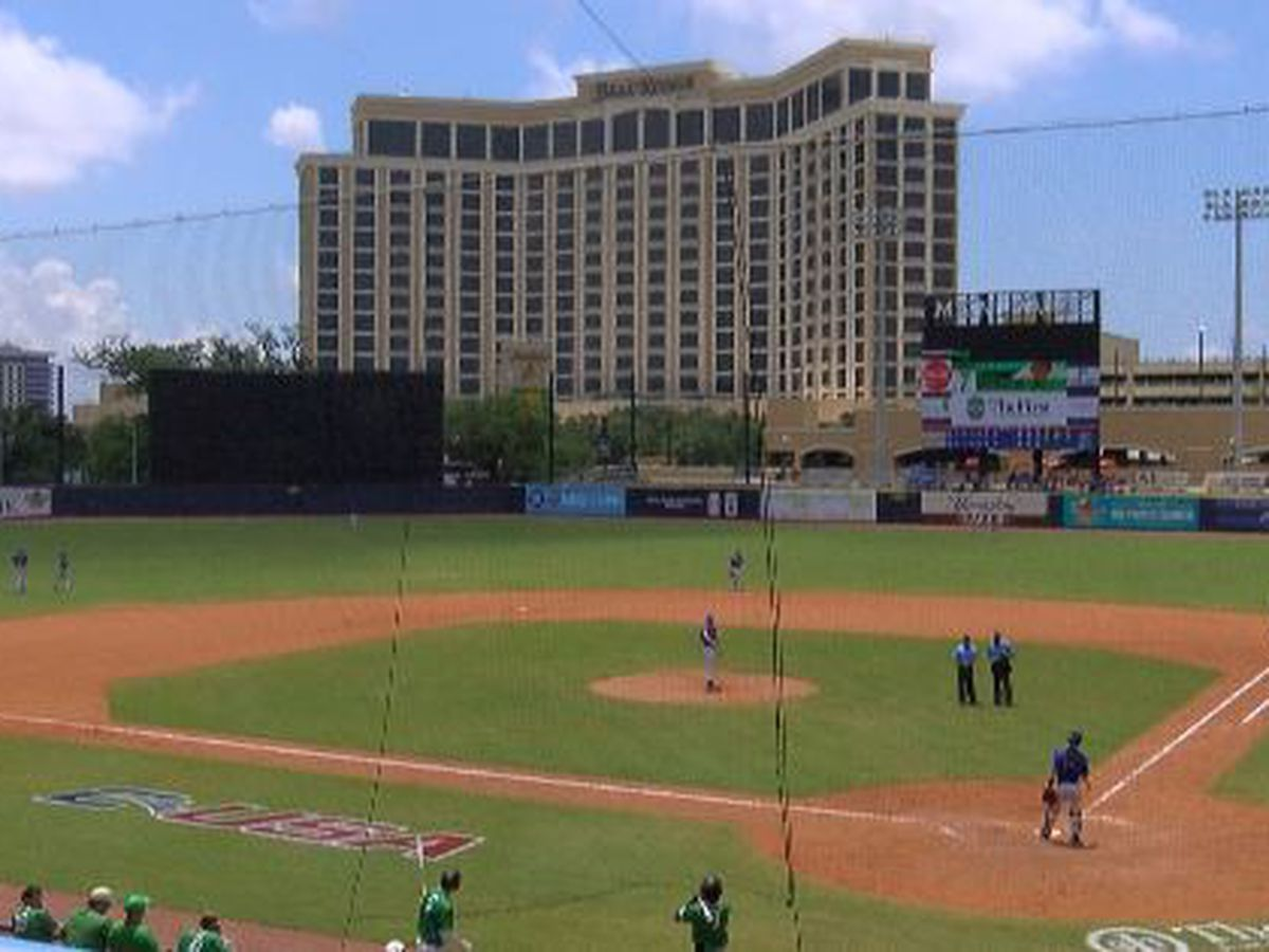 Coast gets economic boost from college baseball tournament