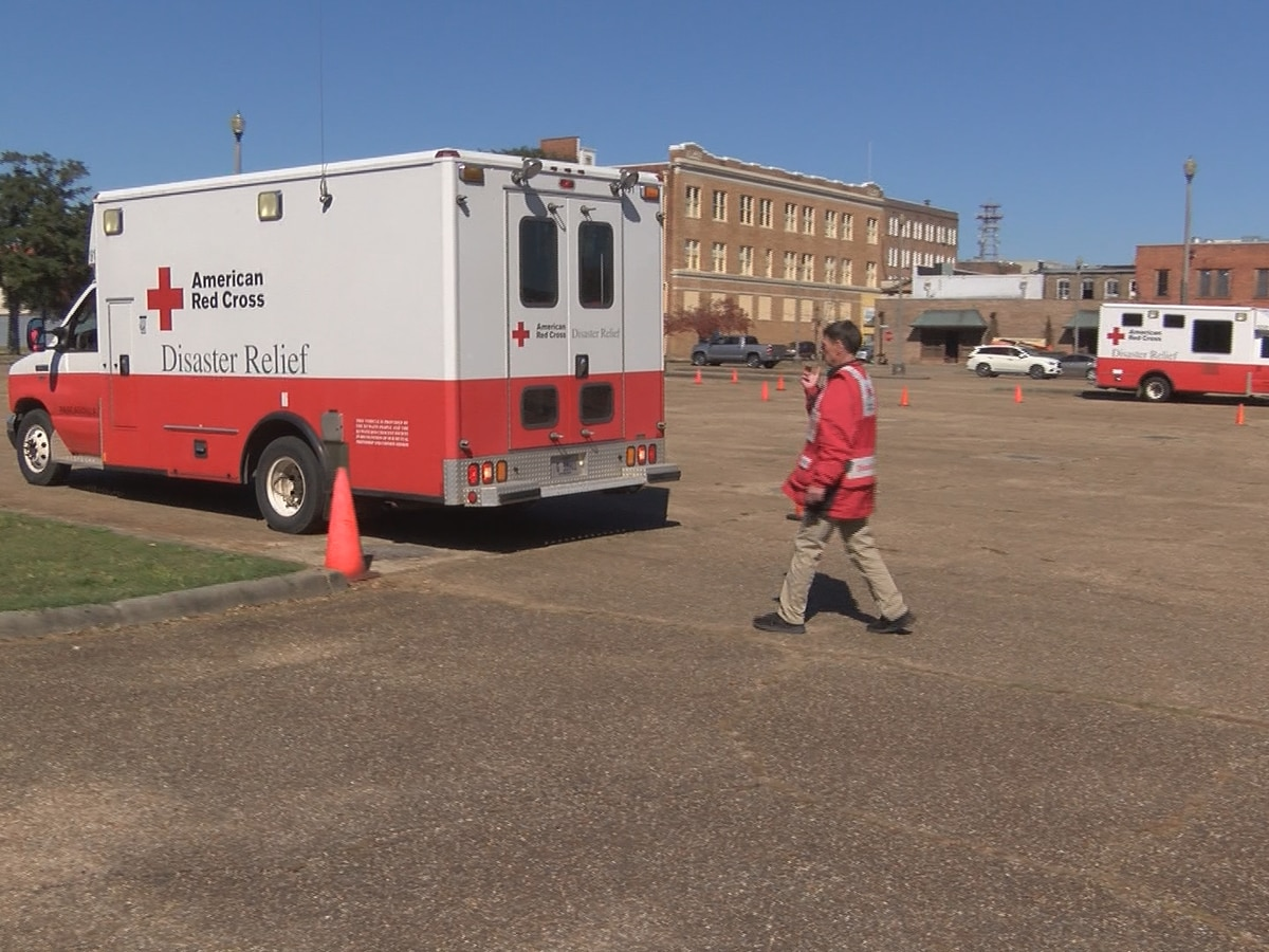 Red Cross competition enhances volunteer response skills