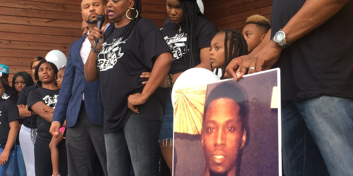 'No justice, no sleep:' Community demands answers after shooting leaves suspect dead