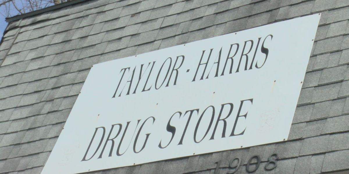 95 Years Later: Gulfport's Taylor-Harris Drug Store is still going steady