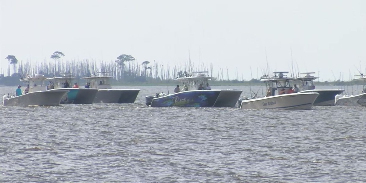 Kingmaster anglers ready for king mackerel, fresh water intrusion