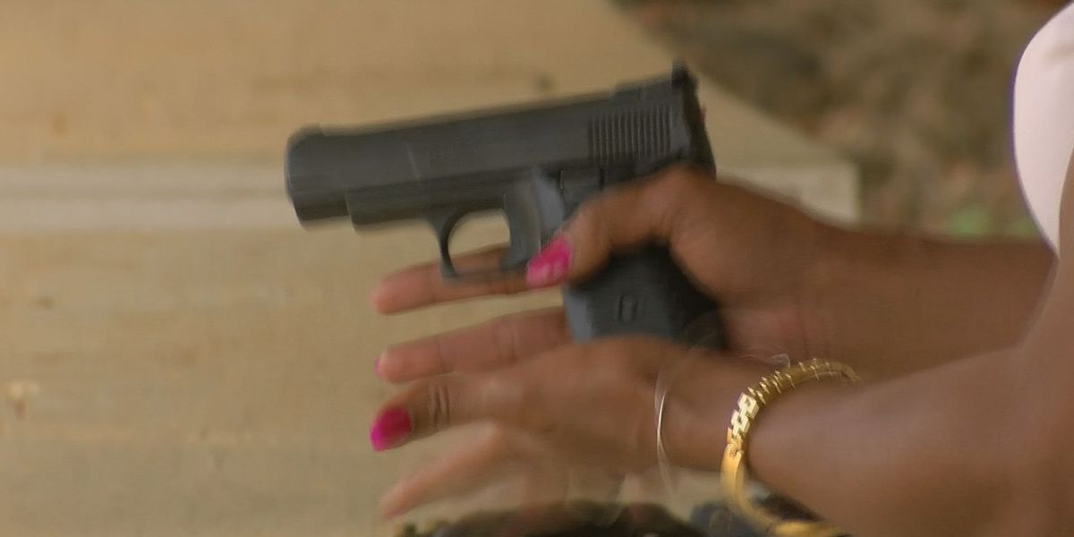 Ladies and lead: Why these South MS women carry weapons
