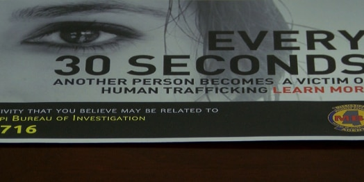 Mississippi agencies discuss human trafficking cases
