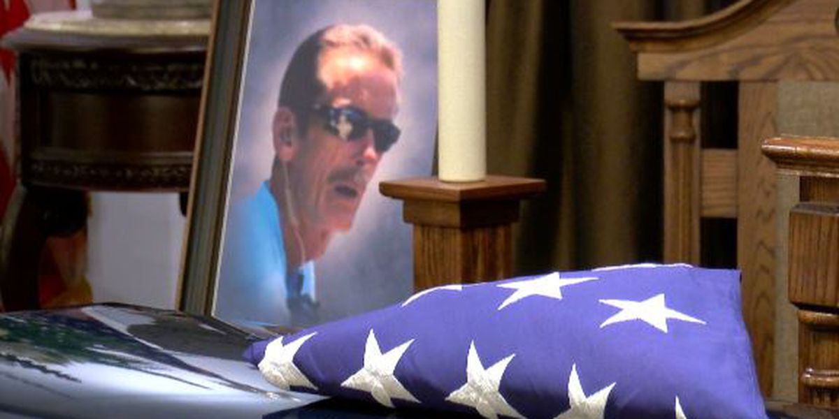 Former Harrison County coroner Gary Hargrove laid to rest