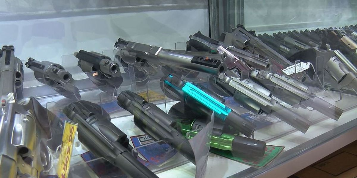 Stores prepare for Second Amendment Sales Tax Holiday