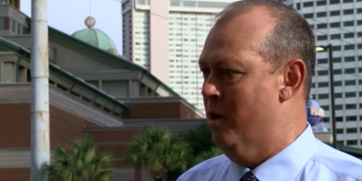 Water dangers big topic at National Hurricane Conference in New Orleans