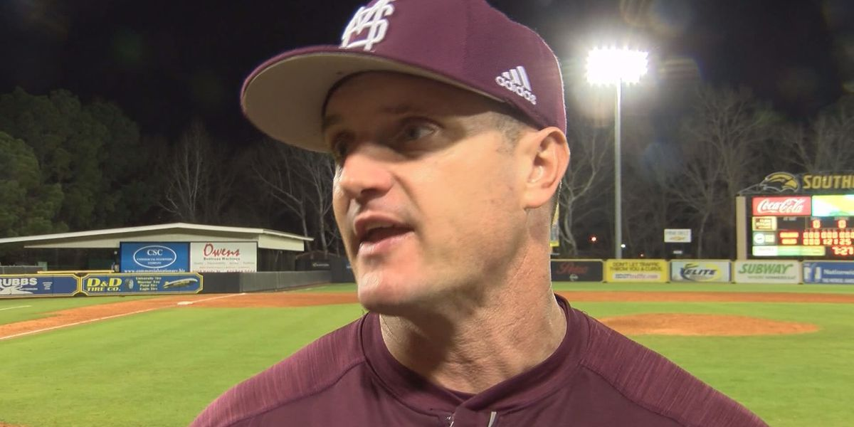 Reports: Mississippi State baseball coach Andy Cannizaro has been fired