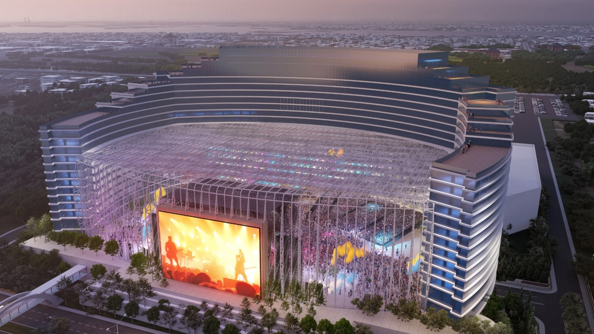 WATCH LIVE AT 2PM: New details released on Biloxi's new $1.2 billion hotel, entertainment destination