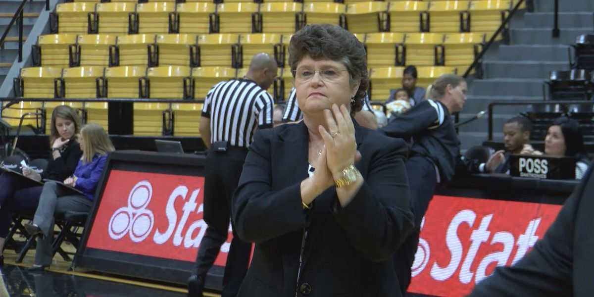 Southern Miss Women's Basketball coach battling cancer for second time