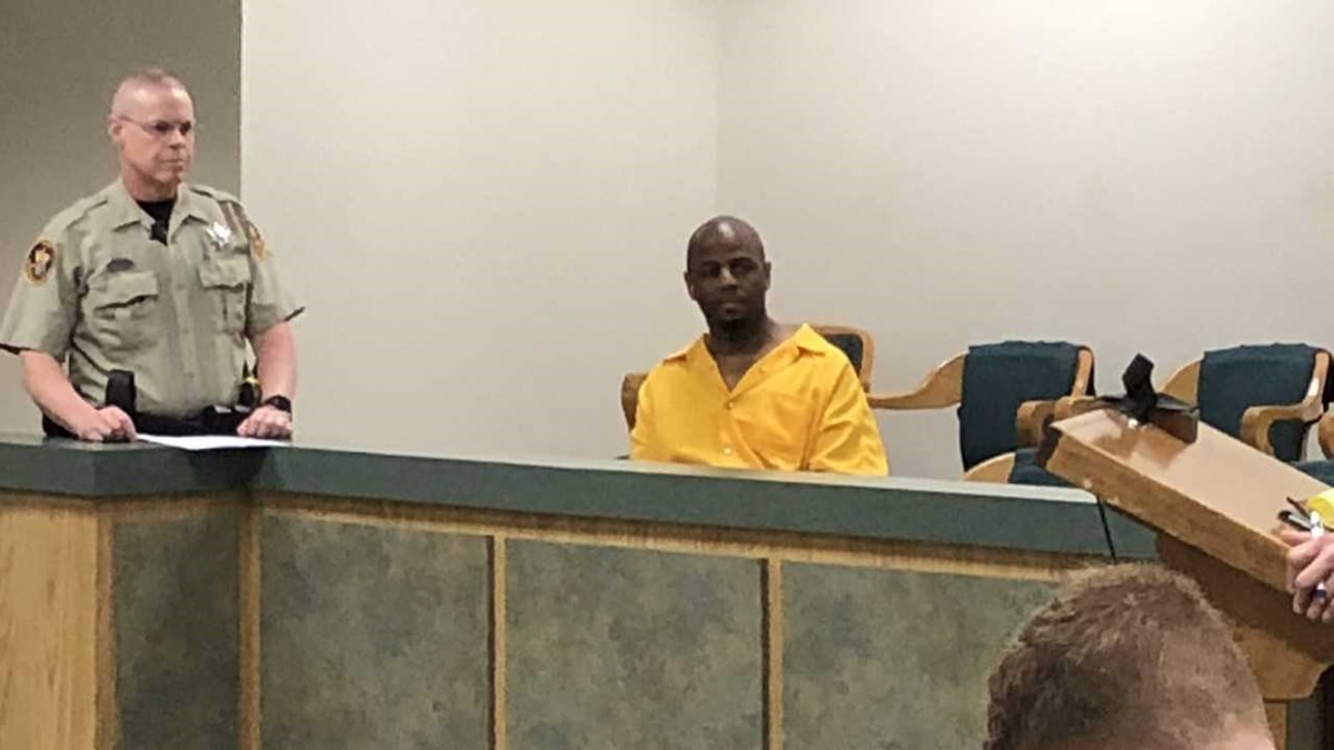 Capital murder convict back in court for an unusual reason