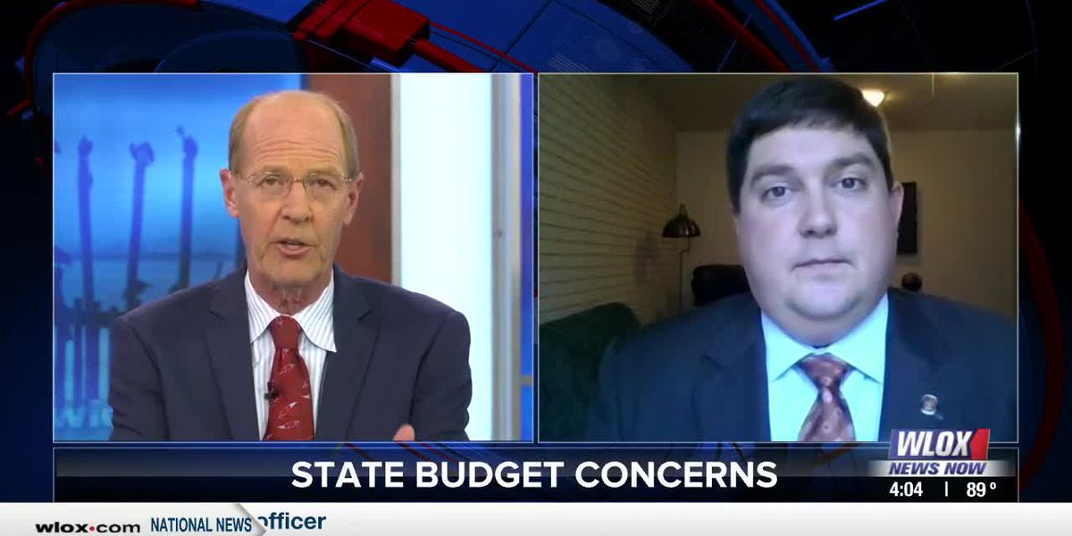 Sen. Jeremy England on tapping into Mississippi's rainy day fund
