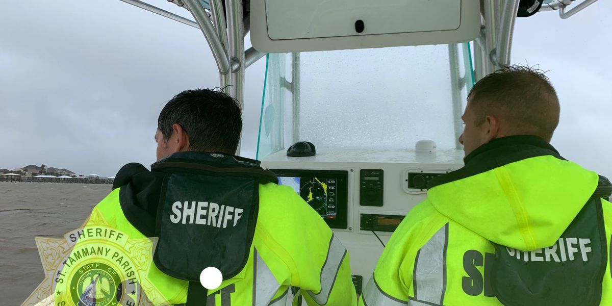 UPDATE: Missing Slidell boaters found safe in Bayou Lacombe