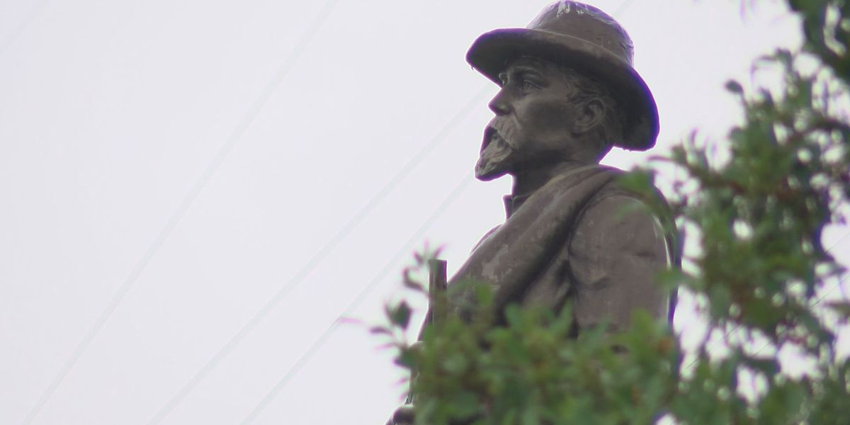 Opinions mixed on Confederate statue in Gulfport