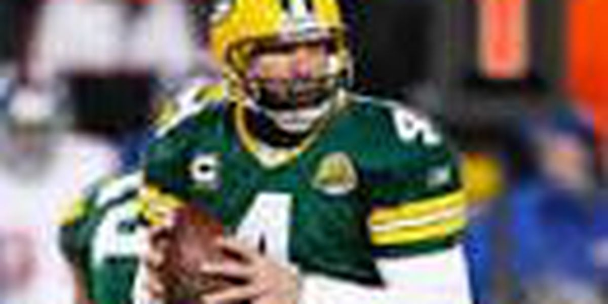Favre named finalist in first year of Pro Football Hall of Fame eligibility