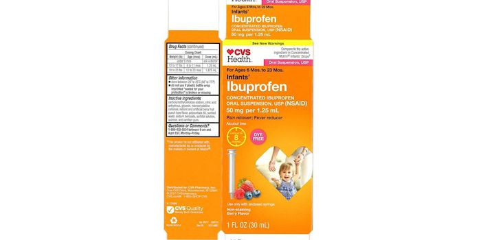 Infant ibuprofen recall expands