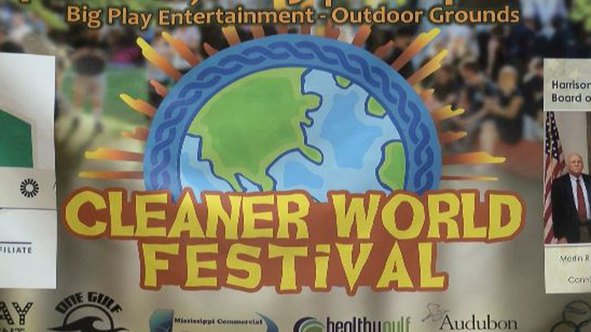 Environmental conservation festival headed to Gulf Coast