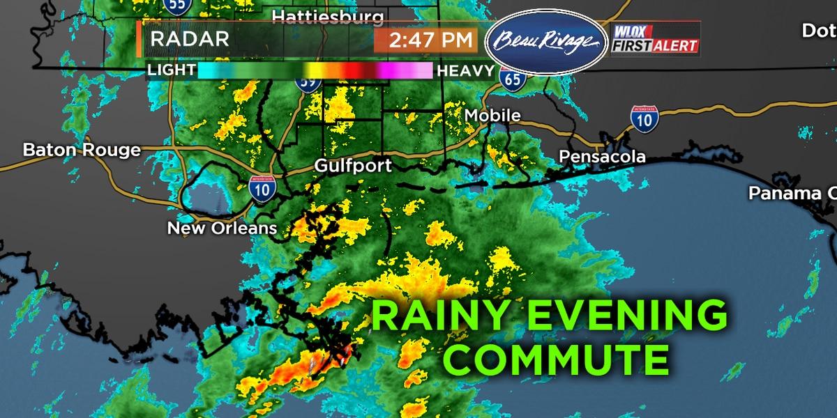 Rainy Thursday evening