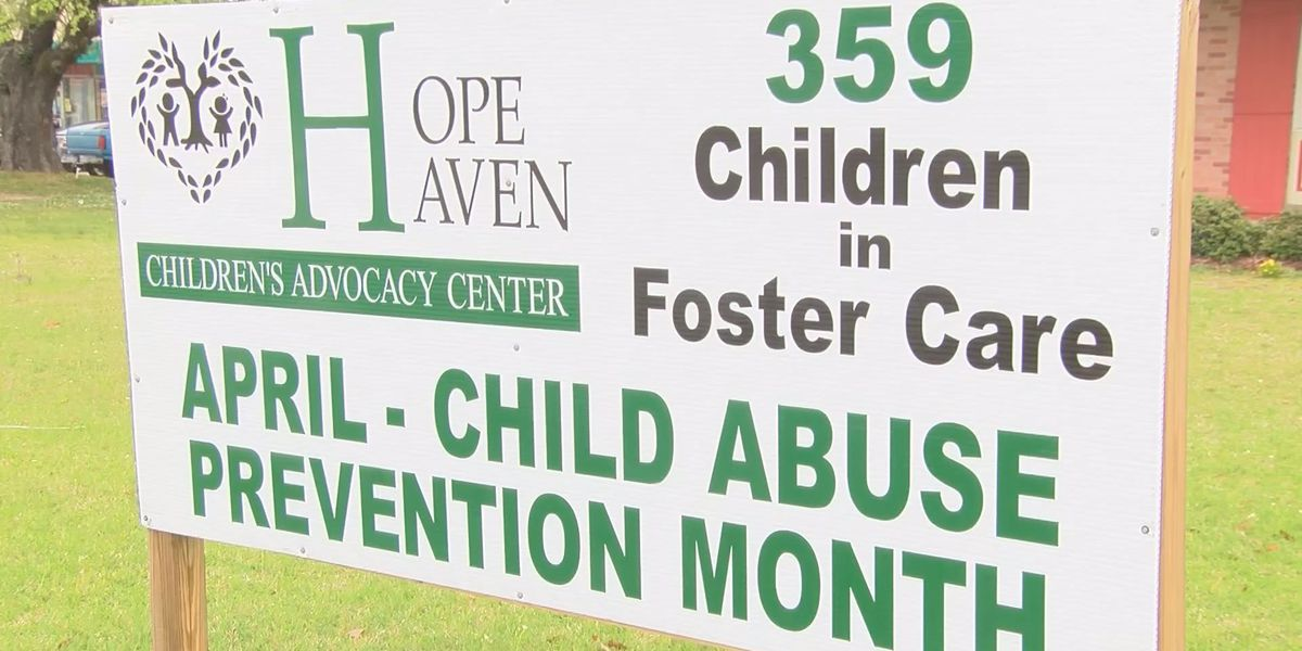 Hope Haven raises awareness for child abuse prevention