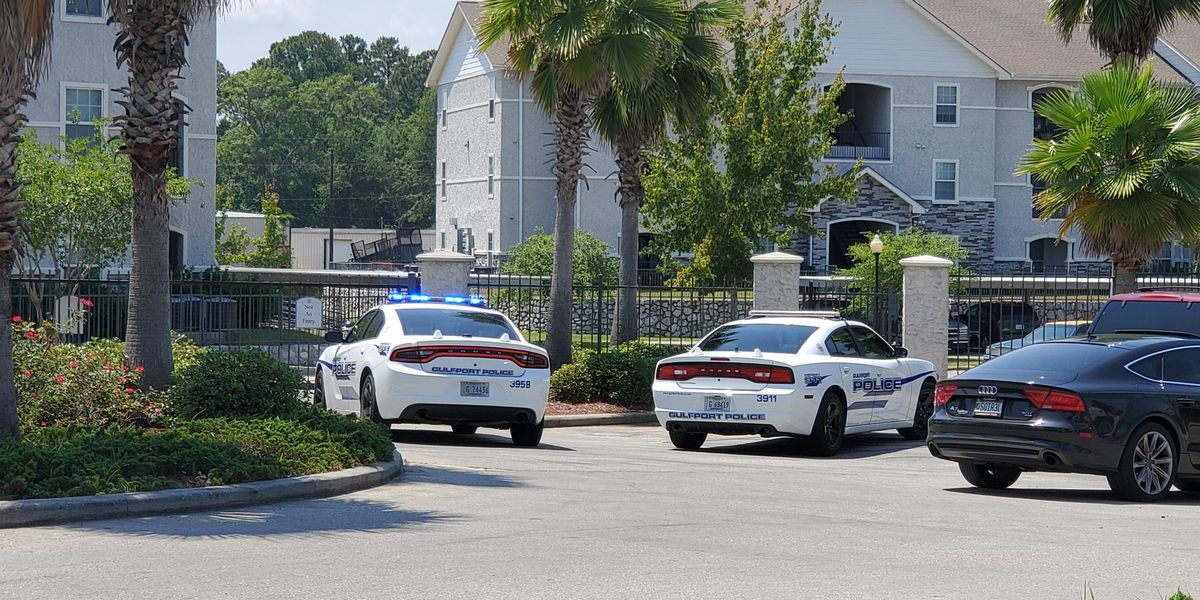 Police investigating 'accidental' shooting at Gulfport apartment complex