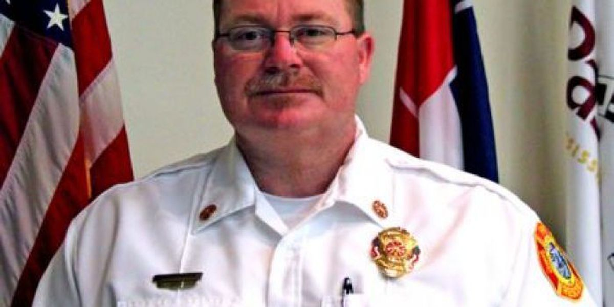 Pascagoula promotes former deputy fire chief to chief