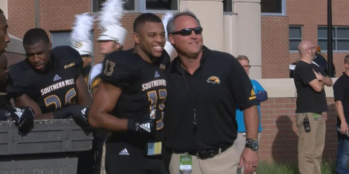 USM's Picasso Nelson Jr. signs with Miami Dolphins
