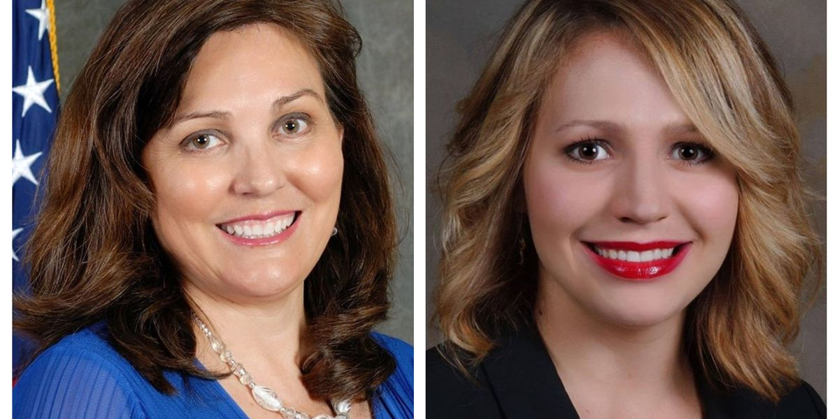 JUST IN: Hasbrouck, Trehern to face off in runoff for judicial seat
