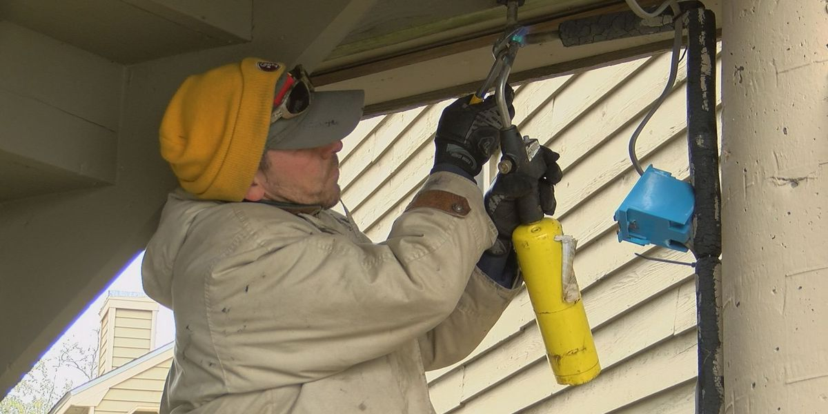 Cold snap keeps plumbers busy