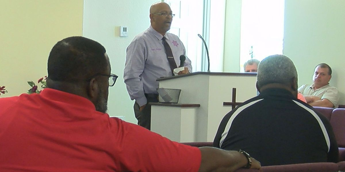 Wiggins Town Hall creates dialogue between community and its leaders