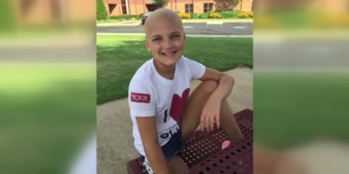 South Mississippi Strong: Eighth grader battles brain cancer with smile, positive attitude