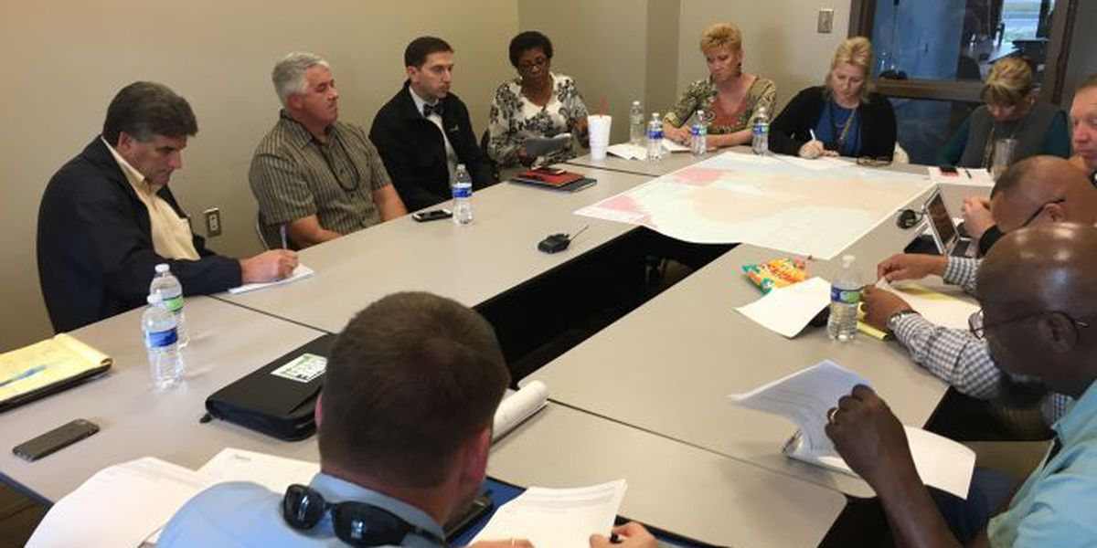 Harrison Co., Gulfport leaders discuss upcoming projects