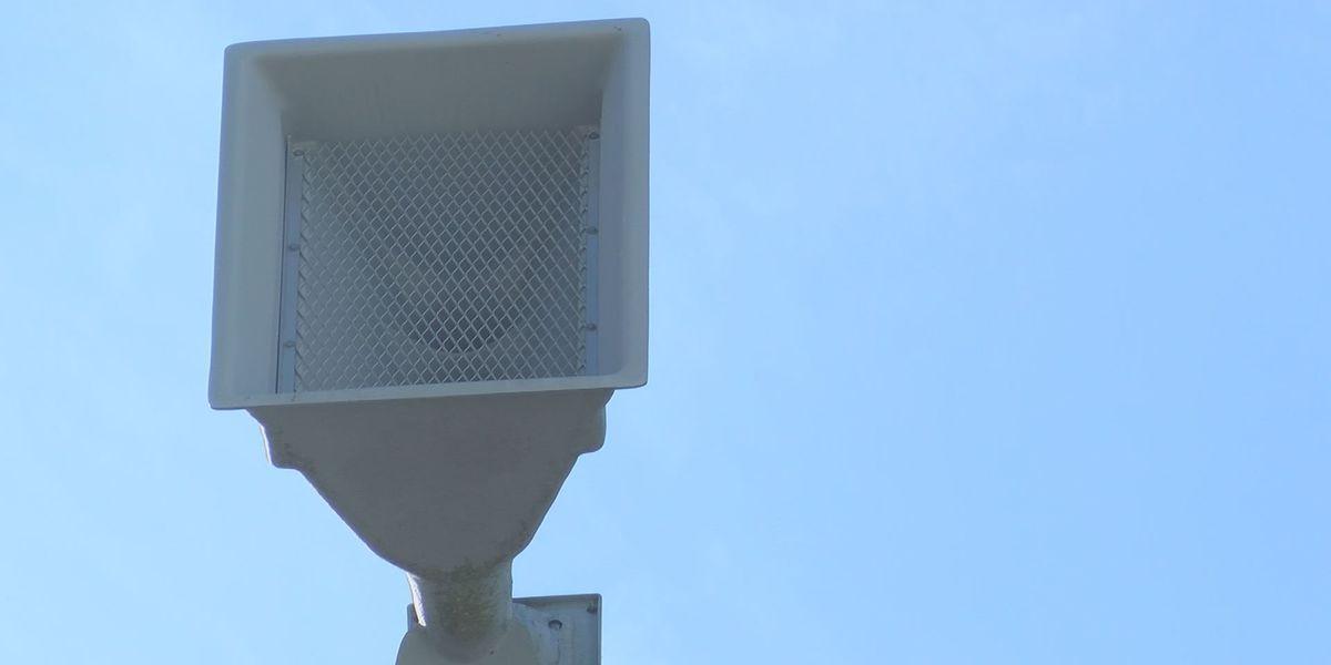 Biloxi tornado sirens to see possible upgrades