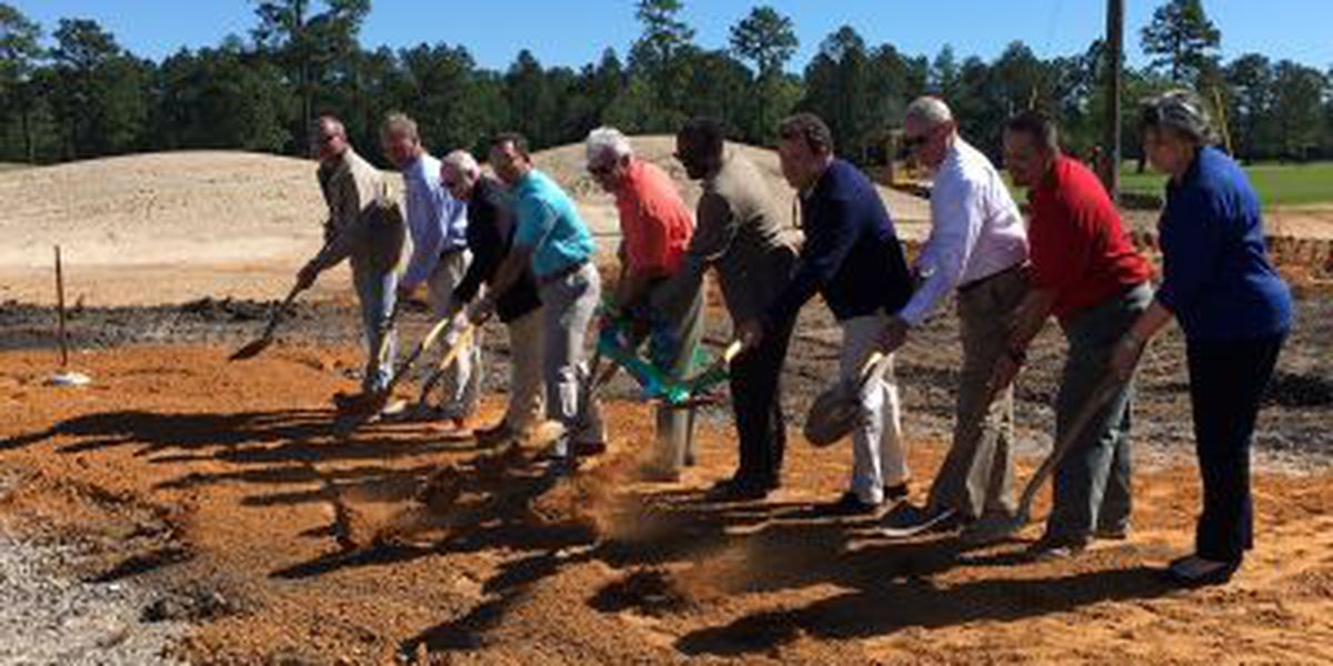 State of the art clubhouse on the way for Whispering Pines