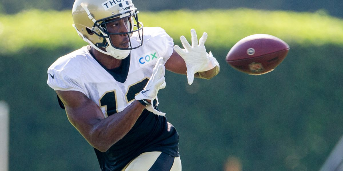 Saints prepare for Monday Night Football without Michael Thomas