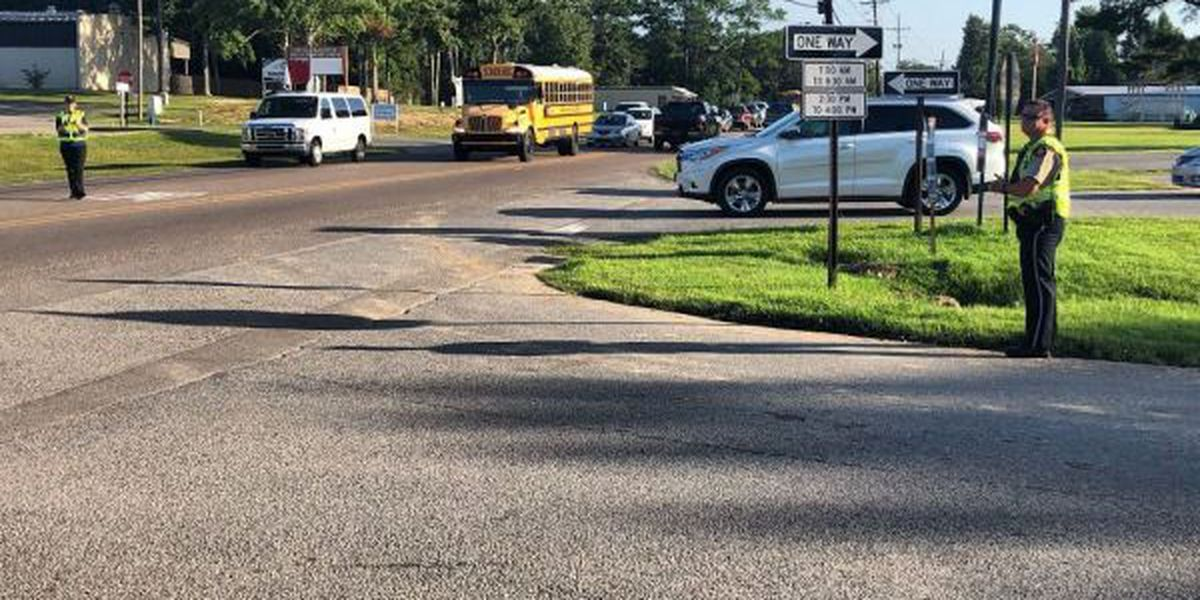 Highway Patrol hopes to increase school traffic safety