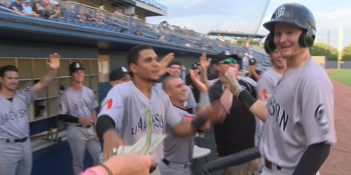 Shuckers outslugged by Generals in 5-3 Defeat