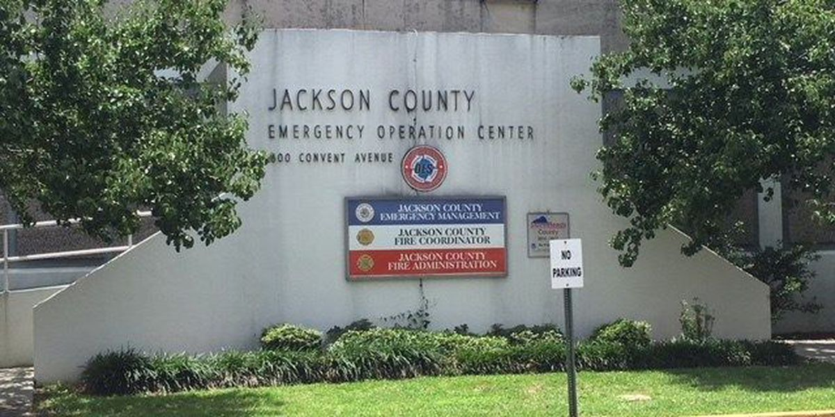 Jackson County emergency services standing down after latest Alberto advisory