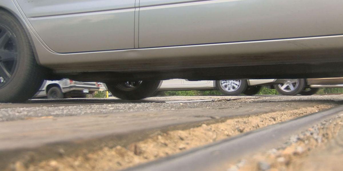 Railroad tracks spark safety concerns in Pascagoula