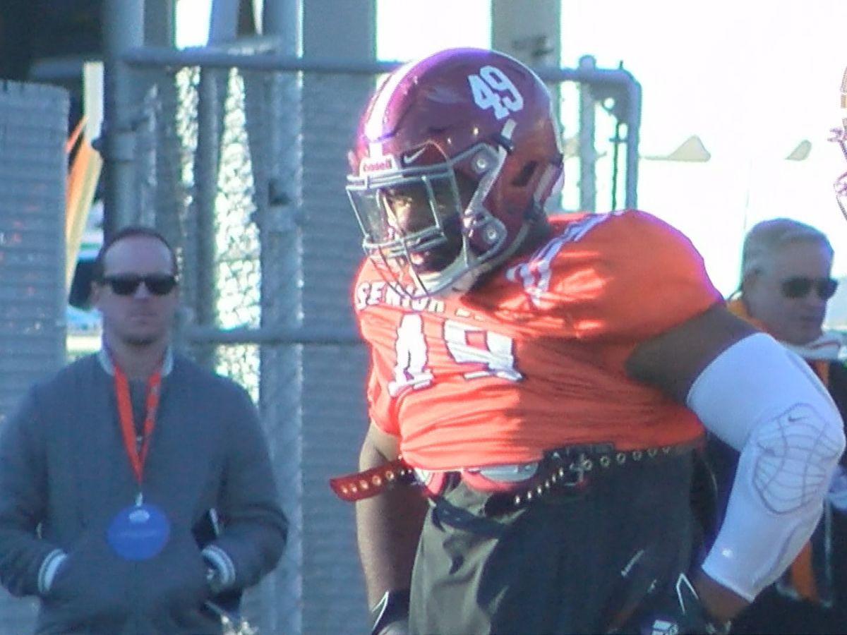 Former Gulf Coast Bulldog working to prove he's ready for the NFL