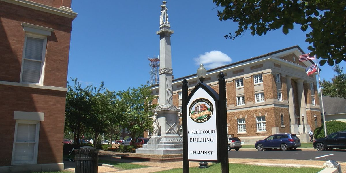 Forrest Co. voters will decide fate of Confederate monument in November