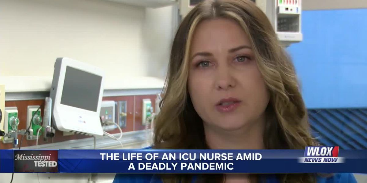 'It's not what it was a year ago': Coast ICU nurse reflects on year fighting deadly virus