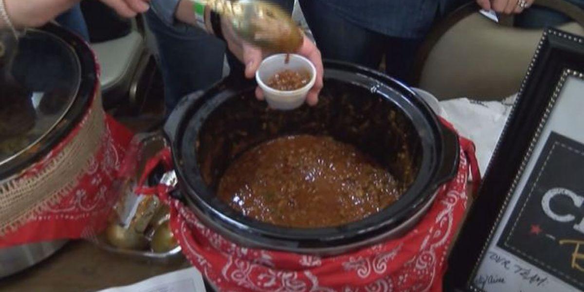 Chili cooking showdown