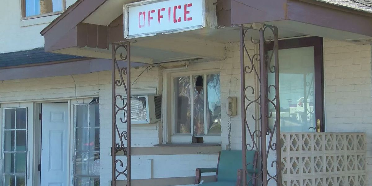 Waveland city leaders fed up with blight of abandoned properties