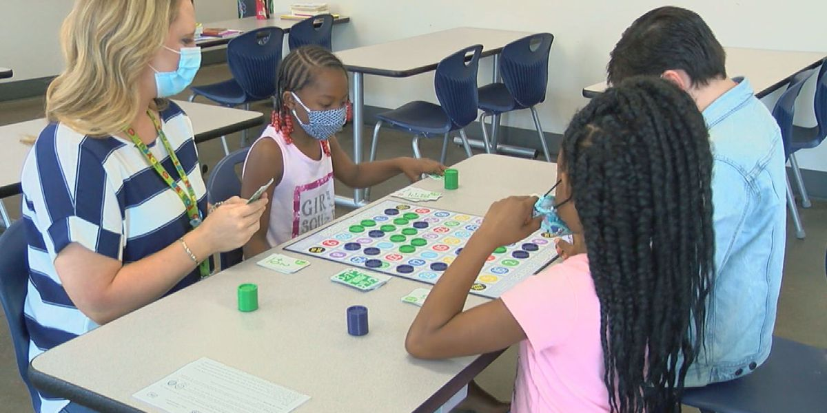 Gulfport School District welcomes students back on campus for 'Summer Academy'