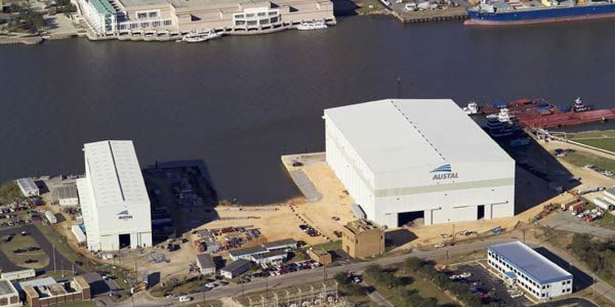 Want to learn a trade? Austal USA hiring for trainee program