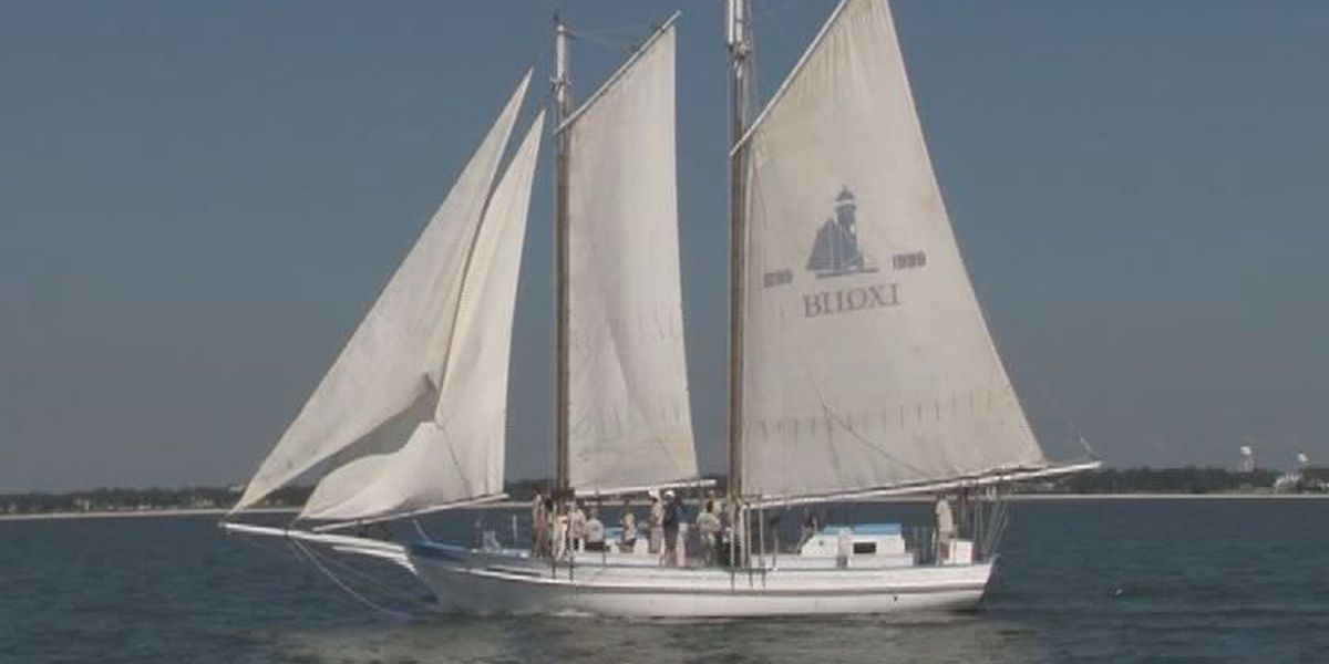 Enjoy water boat parade aboard Biloxi Schooner