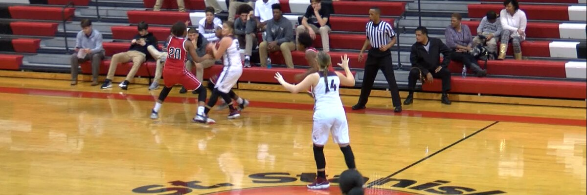 East Central High student delivers on the court and in the classroom