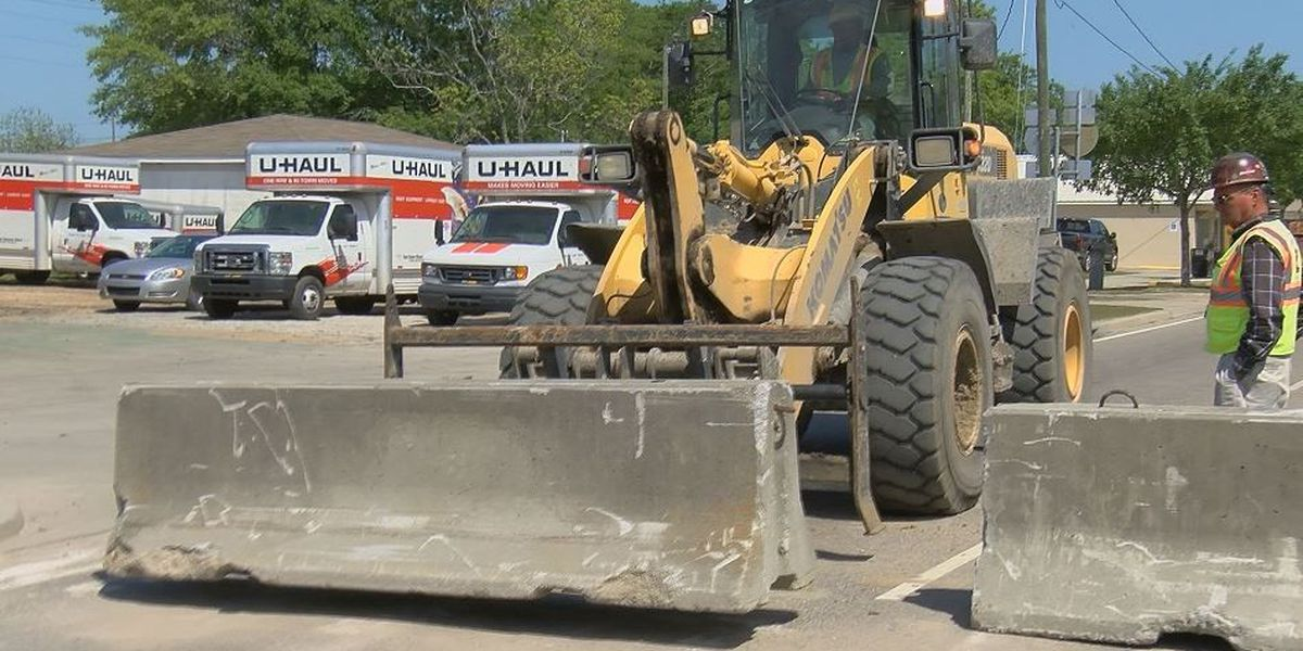 Caillavet Street at Division open after 2-week closure