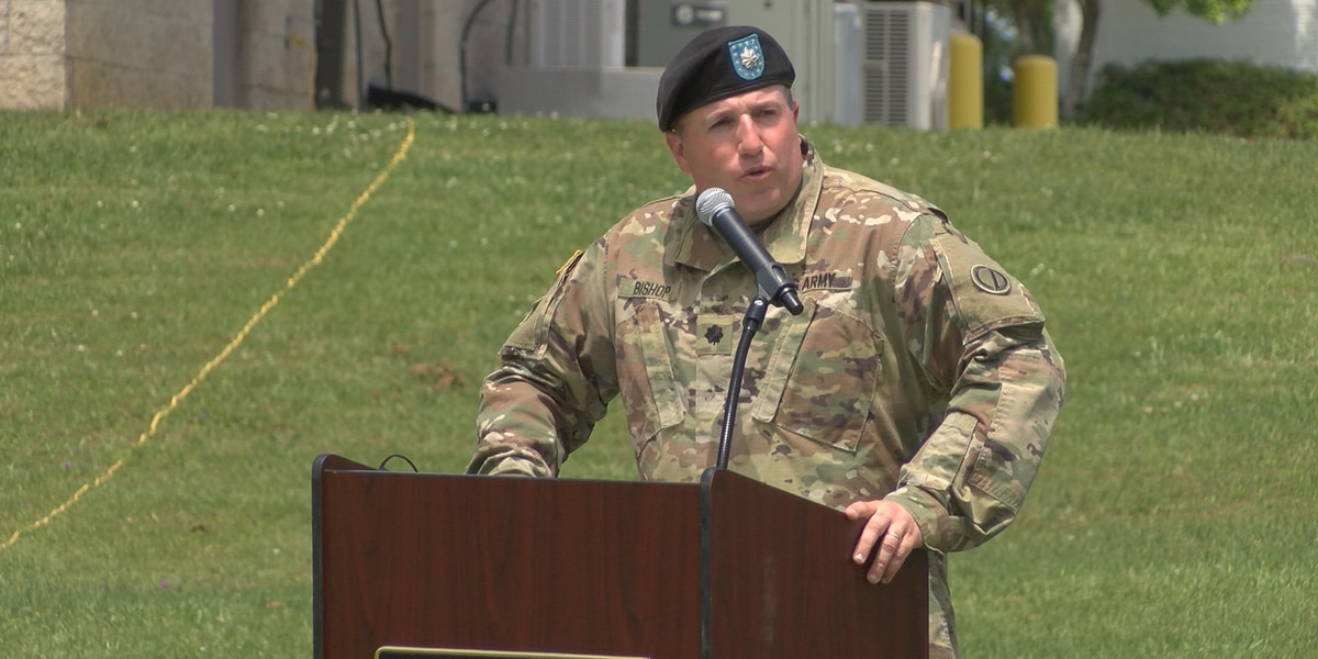 Camp Shelby Army Reserve unit gets new commander